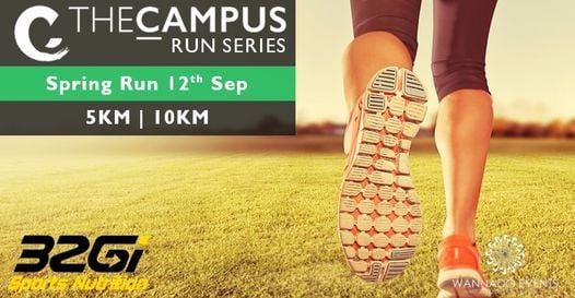 The Campus Run - Spring Race, 12 September | Event in Midrand | AllEvents.in