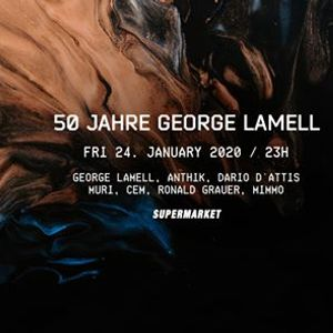50 Jahre George Lamell