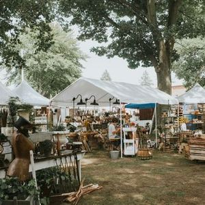 The Found Cottage Mercantile Market
