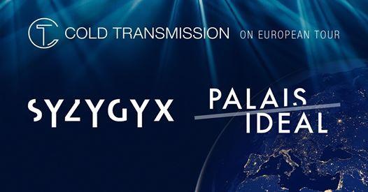 S Y Z Y G Y X  Palais Ideal  Schlachthof Wiesbaden