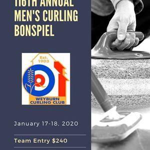 Mens Curling Bonspiel