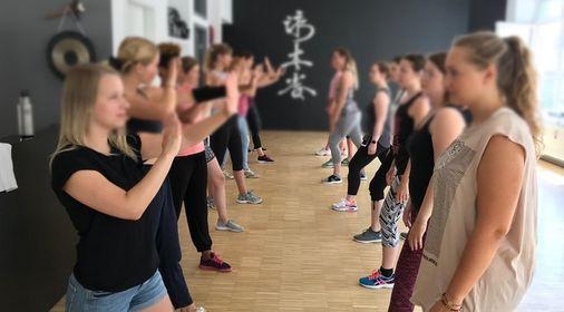 Selbstverteidigung fr Frauen - Crash-Kurse