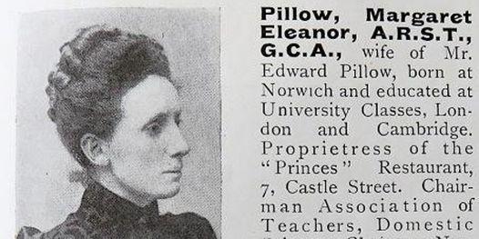 Four Pioneering Norwich Women: Margaret Pillow (1857-1928), 23 June | Online Event | AllEvents.in