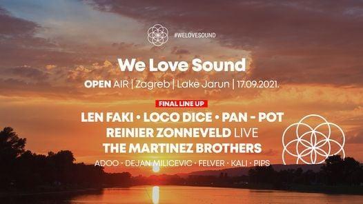 WLS Open Air Zagreb Jarun 2021, 18 September | Event in Zagreb | AllEvents.in