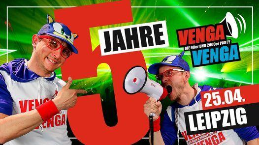 Venga Venga Party Leipzig