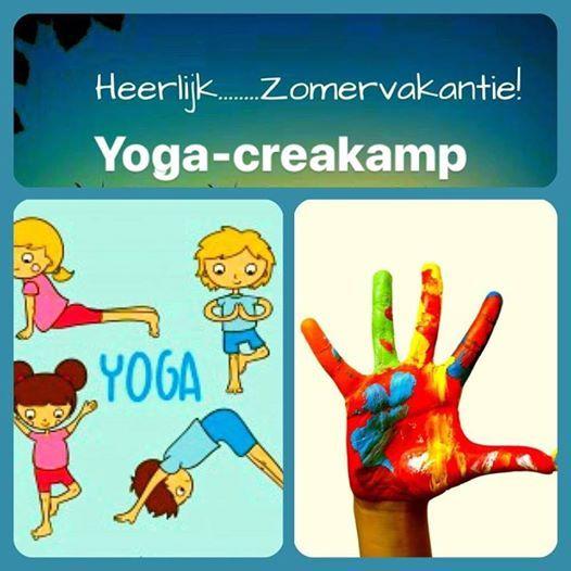 Yoga-creakamp