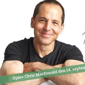 Foredrag med Chris MacDonald - Odense