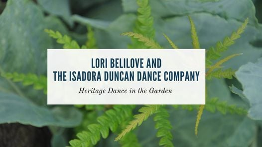 Lori Belilove & The Isadora Duncan Dance Company | Event in Yonkers | AllEvents.in