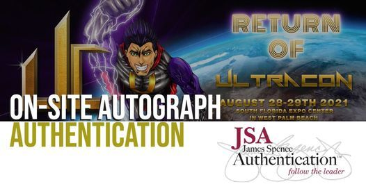 JSA at Ultracon of South Florida, 28 August   Event in West Palm Beach   AllEvents.in