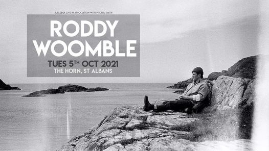 Roddy Woomble | The Horn, St Albans, 5 October | Event in Saint Albans | AllEvents.in