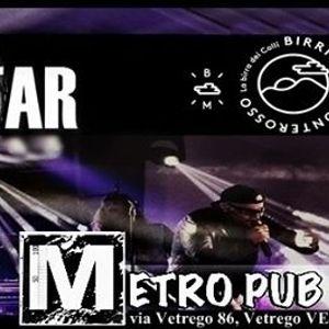 3011 ROCK STAR live Metro Pub Vetrego (VE)
