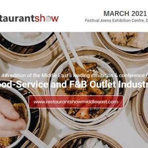 The Restaurant Show 2021