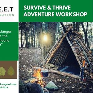 Survive & Thrive Adventure Workshop for Kids