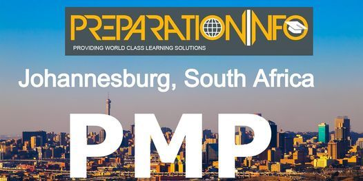 PMP Certification Training Program in Johannesburg, South Africa, 8 May | Event in Johannesburg | AllEvents.in