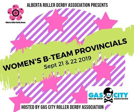 Womens B-Team Provincials
