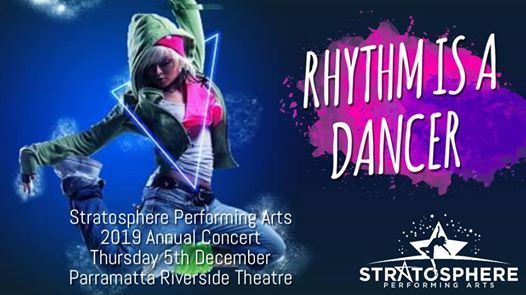 Stratosphere PA 2019 Annual Concert - RHYTHM IS A DANCER