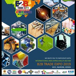 International Indo Africa Multisector B2b Trade Expo