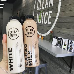 Pop Up Workout with Clean Juice of Myers Park