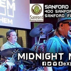 Midnight Mayhem at Sanford Brewing
