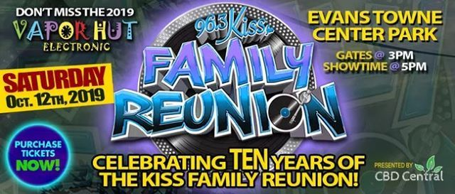 2019 Kiss Family Reunion