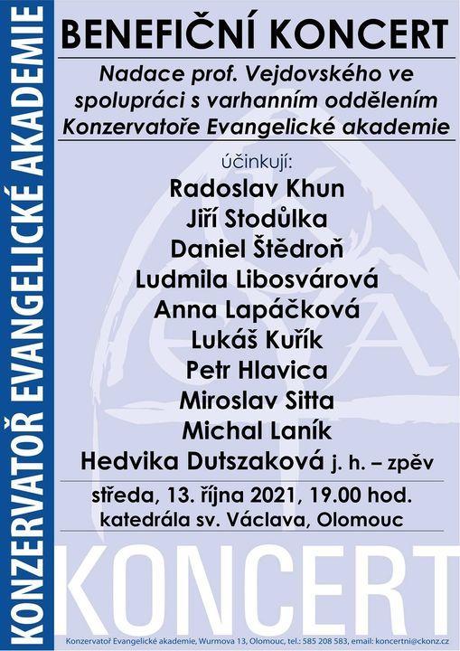 Benefiční varhanní koncert | Event in Olomouc | AllEvents.in