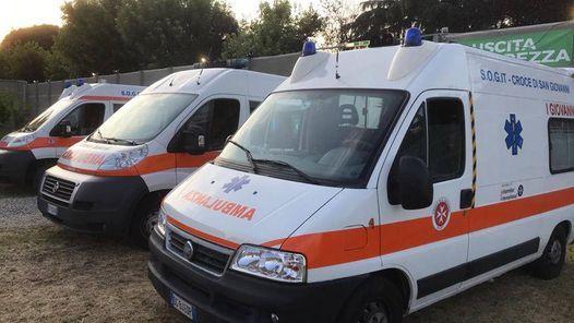 3 Corso Volontari Soccorritori - S.O.G.IT Moncalieri