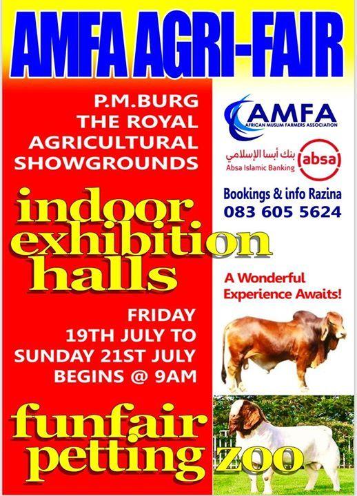 AMFA AGRICULTURAL FAIR 2019
