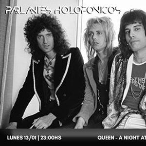 Queen - A Night At The Opera en Parlantes Holofnicos