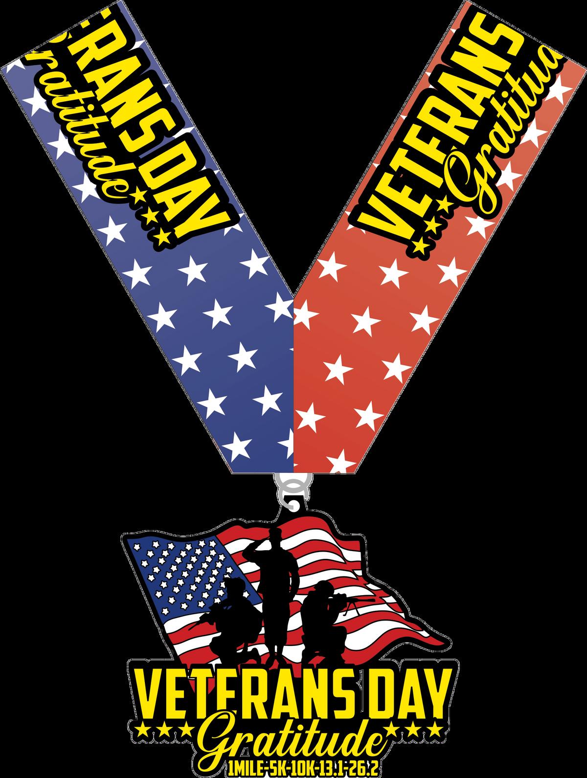 2019 Veterans Day 1M 5K 10K 13.1 26.2 - Alexandria
