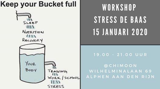 Workshop Stress de Baas