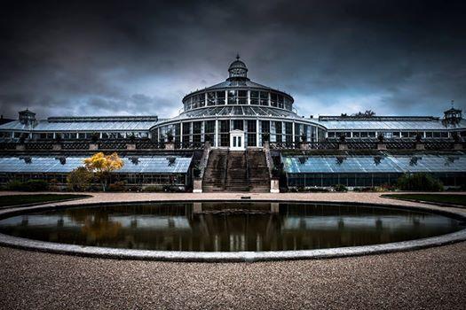 Rundvisning i Botanisk Have efter lukketid