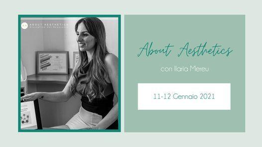 About Aesthetics con Ilaria Mereu, 11 January | Event in Cagliari | AllEvents.in
