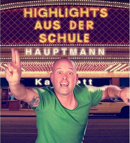 Markus Hauptmann Highlights aus der Schule