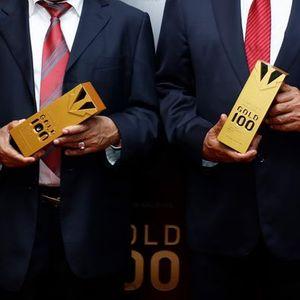 GOLD 100 GALA 2022