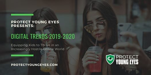 Middle School Trends 2020.Digital Trends 2019 2020 Equipping Kids In A Hostile