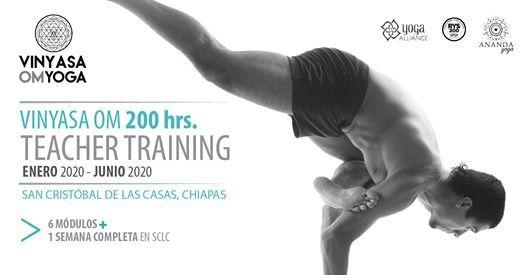 Certificacion De Vinyasa Yoga En Modulos San Cristobal At