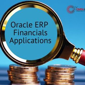 Oracle ERP Financials Applications  Free Workshop