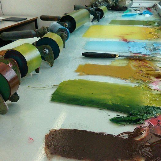 Printmaking 10 Week Half Day Course
