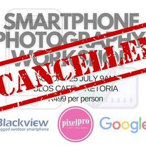 Smartphone Photography Workshop - 25 July 2021
