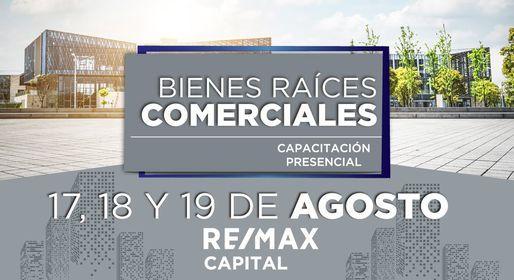 TALLER Bienes Raíces Comerciales, 17 August | Event in Santo Domingo | AllEvents.in