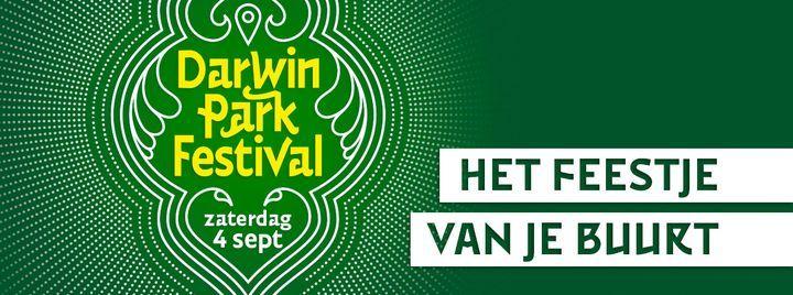 Darwinparkfestival 2021, 4 September | Event in Zaandam | AllEvents.in