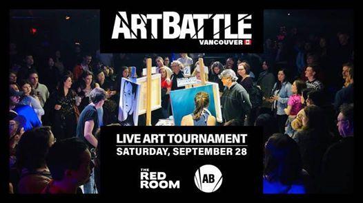 Art Battle Vancouver - September 28 2019