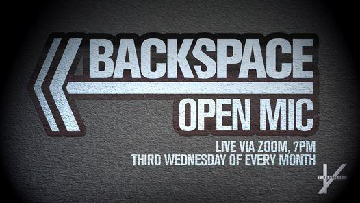 Backspace Open Mic | Event in Elgin | AllEvents.in