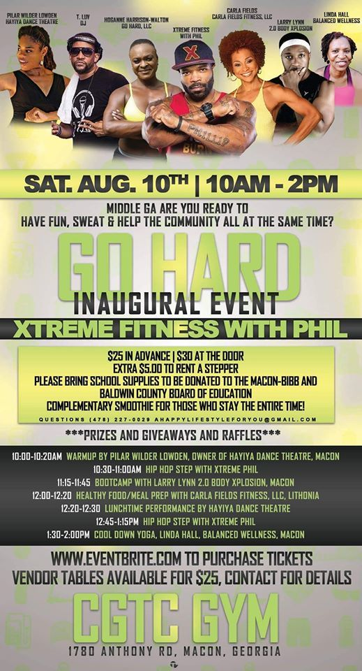 Xtreme Fitness With Phil Leikir A Google Play