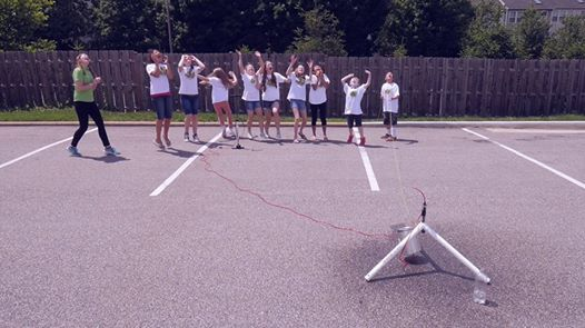 Ages 5-7 Inventors Workshop & Aerospace Summer Camp