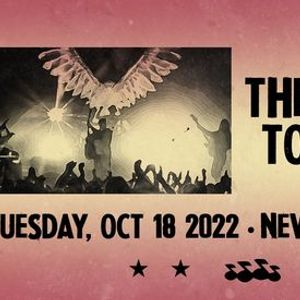 The Airborne Toxic Event - Presented by CD92.9 - Rescheduled