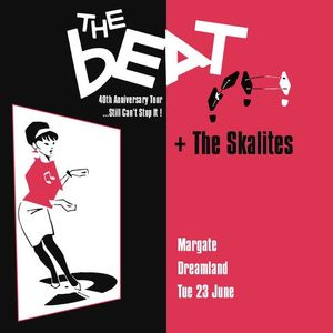 The Beat  The Skalites  Dreamland Margate