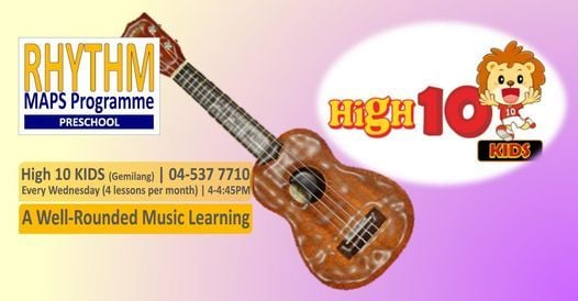 Rhythm MAPS Preschool, 21 April | Event in Penang | AllEvents.in