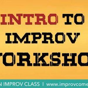 Free Intro to Improv Workshop