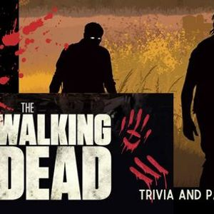 The Walking Dead Trivia and Paint Night